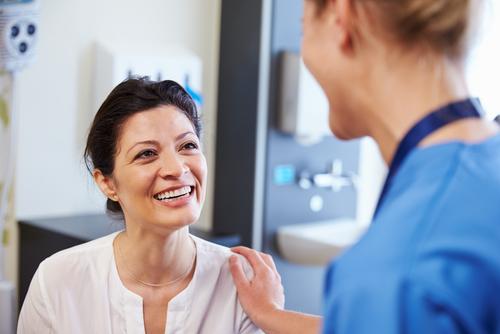 子宮内膜症 診察