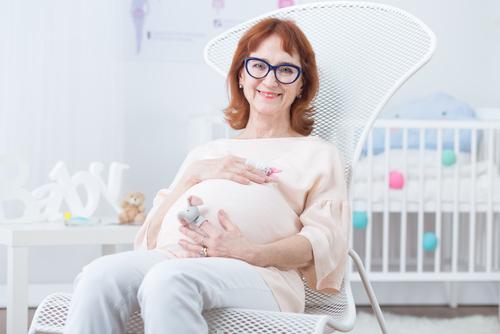 高齢出産 妊婦
